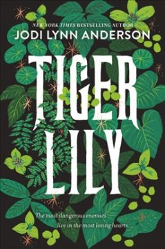 """Cover of """"Tiger Lily"""""""