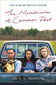 """Cover of """"The Miseducation of Cameron Post"""""""