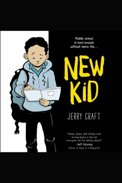 New-Kid-[electronic-resource]-:-Craft,-Jerry.