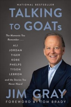 Talking to GOATs : the moments you remember and the stories you never heart