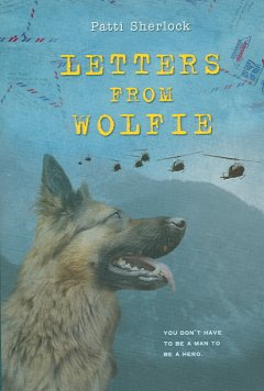 """Cover of """"Letters from Wolfie"""""""