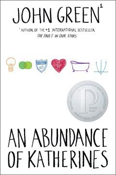 An Abundance of Katherine by John Green book cover