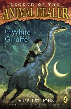 The White Giraffe by Lauren St. John book cover