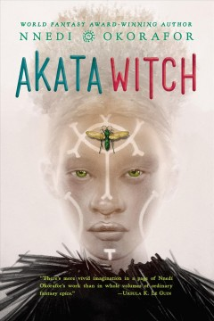 """Cover of """"Akata Witch"""""""