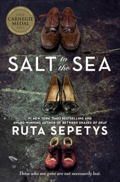 """Cover of """"Salt to the Sea"""""""
