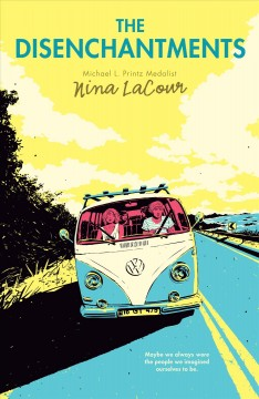 """Cover of """"The Disenchantments"""""""
