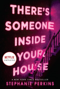 """Cover of """"There's Someone Inside Your House"""""""