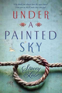 """Cover of """"Under a Painted Sky"""""""