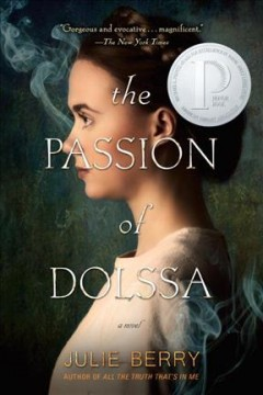 """Cover of """"The Passion of Dolssa"""""""
