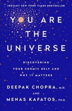 7. You Are The Universe: Discovering Your Cosmic Self and Why It Matters