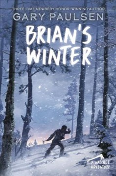 Brian's Winter by Gary Paulsen book cover.