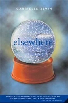 Elsewhere by Gabrielle Zevin book cover