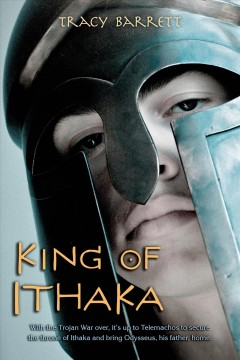 """Cover of """"King of Ithaka"""""""