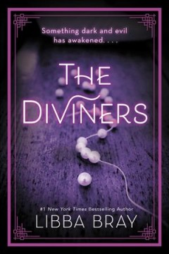 """Cover of """"The Diviners"""""""