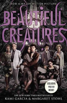 """Cover of """"Beautiful Creatures"""""""