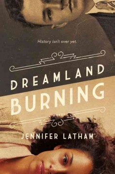 """Cover of """"Dreamland Burning"""""""