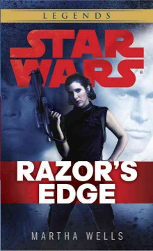 Razor's edge (Available on Overdrive)