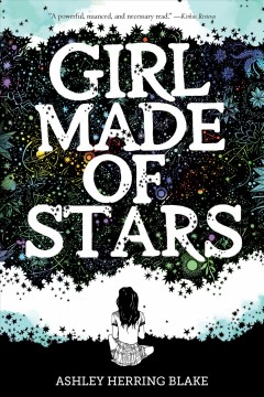 """Cover of """"Girl Made of Stars"""""""