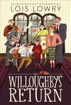 The Willoughbys by Lois Lowry book cover
