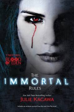 """Cover of """"The Immortal Rules"""""""