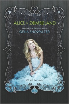 """Cover of """"Alice in Zombieland"""""""