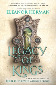 """Cover of """"Legacy of Kings"""""""