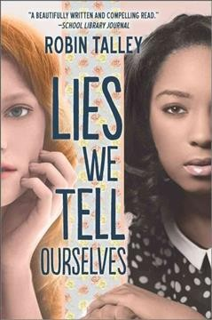 """Cover of """"Lies We Tell Ourselves"""""""