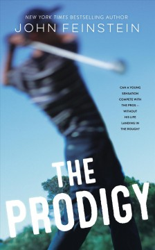 The Prodigy by John Feinstein book cover