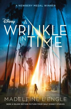 """Cover of """"A Wrinkle in Time"""""""