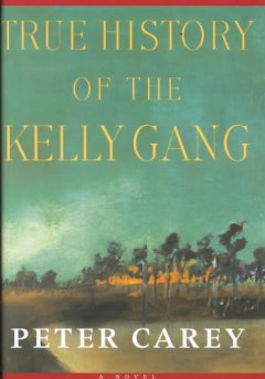 True History of the Kelly Gang  image cover