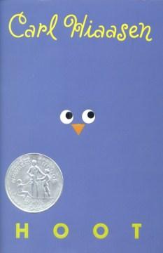 Hoot by Carl Hiassen book cover