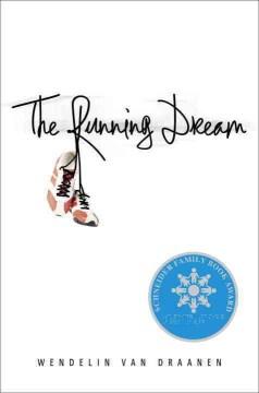 The Running Dream by Wendelin Van Draanen book cover