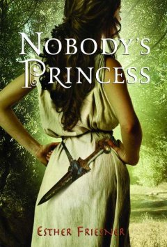 """Cover of """"Nobody's Princess"""""""