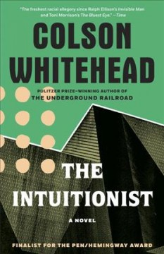 The-intuitionist-/-Colson-Whitehead.