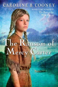 """Cover of """"The Ransom of Mercy Carter"""""""