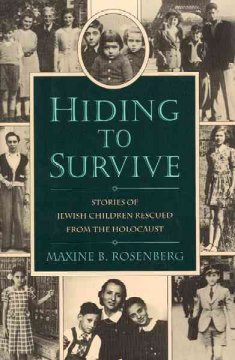 thanks to my mother a touching memoir about the holocaust by schoschana rabinovici