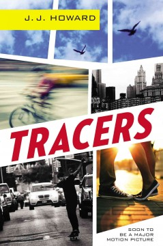 Tracers by J.J. Howard book cover