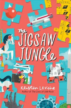 The-jigsaw-jungle-/-Kristin-Levine.