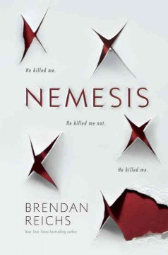 """Cover of """"Nemesis"""""""