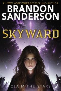 Skyward by Brandon Sanderson book cover