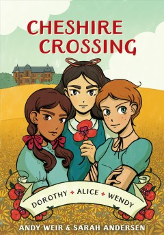 """Cover of """"Cheshire Crossing"""""""