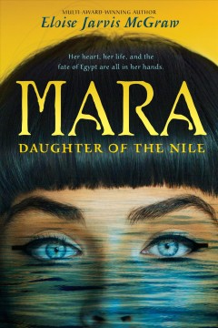 """Cover of """"Mara, Daughter of the Nile"""""""