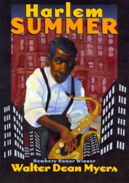 "Cover of ""Harlem Summer"""
