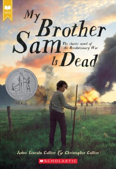 """Cover of """"My Brother Sam is Dead"""""""