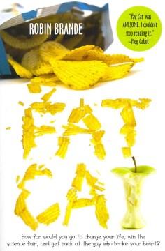 Fat Cat by Robin Brande book cover