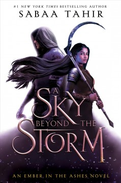 A-sky-beyond-the-storm-/-a-novel-by-Sabaa-Tahir.