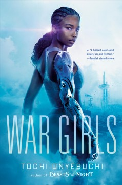 "Cover of ""War Girls"""