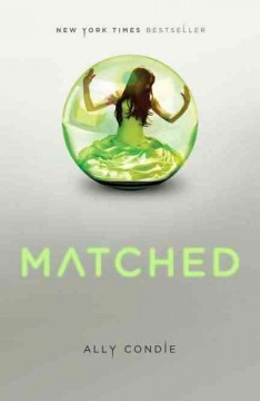 """""""matched by ally condie"""""""