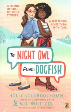 To: Night Owl from: Dogfish