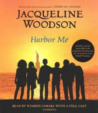 Harbor-me-[compact-disc]-/-Jacqueline-Woodson.